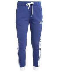 Pantalon de jogging bleu adidas