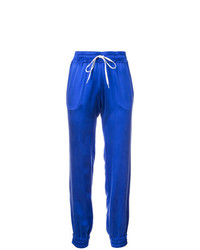 Pantalon de jogging bleu Amiri