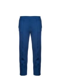 Pantalon de jogging bleu Cushnie