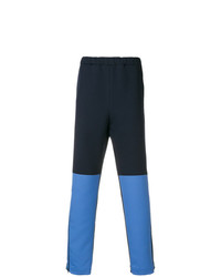 Pantalon de jogging bleu Marni