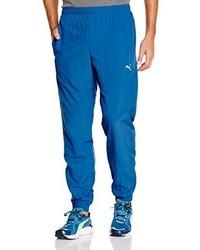 Pantalon de jogging bleu Puma