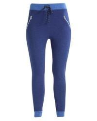 Pantalon de jogging bleu Sundry