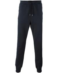 Pantalon de jogging brodé bleu marine Dolce & Gabbana