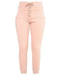 Pantalon de jogging brun clair Missguided