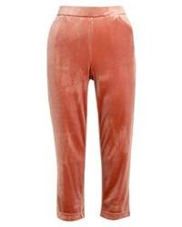 Pantalon de jogging brun Vila