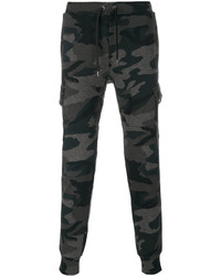 Pantalon de jogging camouflage gris foncé Polo Ralph Lauren
