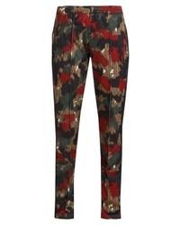 Pantalon de jogging camouflage multicolore adidas