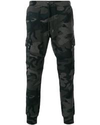 Pantalon de jogging camouflage noir Polo Ralph Lauren