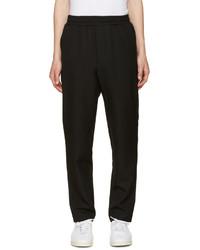 Pantalon de jogging en laine noir AMI Alexandre Mattiussi