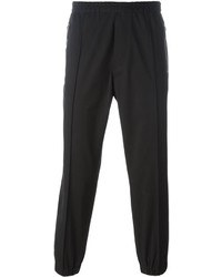 Pantalon de jogging en laine noir DSQUARED2