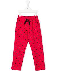Pantalon de jogging fuchsia Kenzo