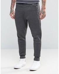 Pantalon de jogging gris foncé Brave Soul
