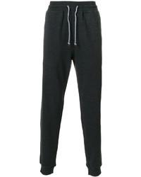 Pantalon de jogging gris foncé Brunello Cucinelli