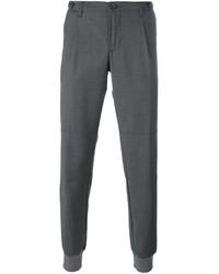Pantalon de jogging gris foncé Eleventy