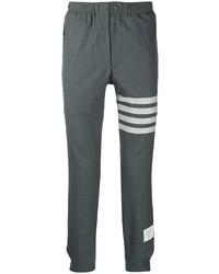 Pantalon de jogging gris foncé Thom Browne