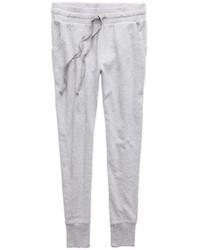 Pantalon de jogging gris