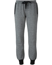 Pantalon de jogging gris adidas by Stella McCartney