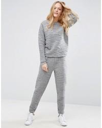 Pantalon de jogging gris Asos