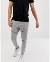 Pantalon de jogging gris Brave Soul