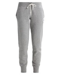 Pantalon de jogging gris Converse