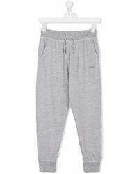 Pantalon de jogging gris DSQUARED2