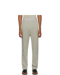 Pantalon de jogging gris Haider Ackermann