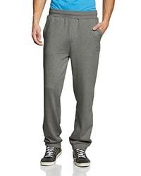 Pantalon de jogging gris Hummel