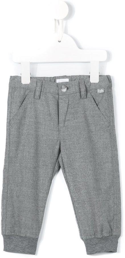 Pantalon de jogging gris Il Gufo