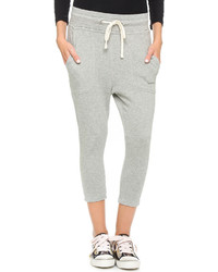 Pantalon de jogging gris James Perse