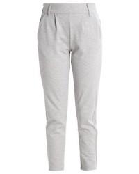 Pantalon de jogging gris Jdy