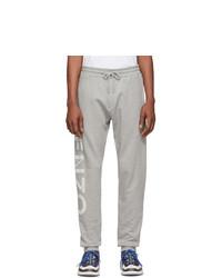 Pantalon de jogging gris Kenzo