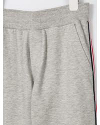 Pantalon de jogging gris Moncler