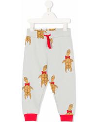Pantalon de jogging gris Mini Rodini