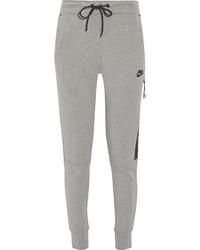 jogging gris femme nike