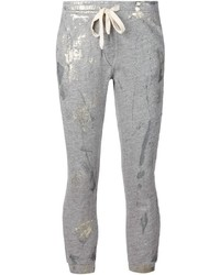Pantalon de jogging gris NSF