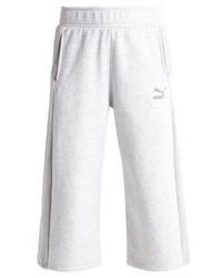 Pantalon de jogging gris Puma