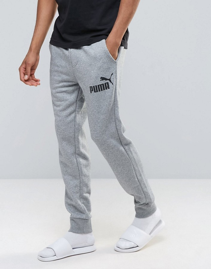 cheap prices new cheap buying cheap €38, Pantalon de jogging gris Puma