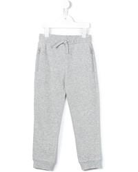 Pantalon de jogging gris Stella McCartney