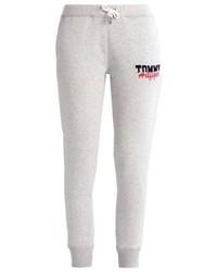 Pantalon de jogging gris Tommy Hilfiger