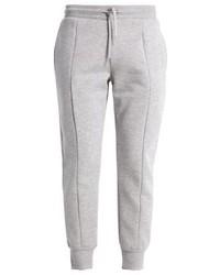 Pantalon de jogging gris Topshop