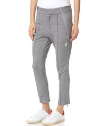 Pantalon de jogging gris Y-3