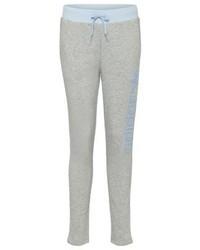 Pantalon de jogging imprimé gris adidas