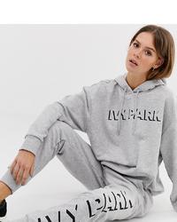 Pantalon de jogging imprimé gris Ivy Park