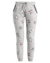 Pantalon de jogging imprimé gris Rich & Royal