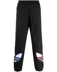 Pantalon de jogging imprimé noir adidas