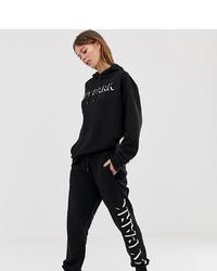 Pantalon de jogging imprimé noir Ivy Park