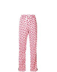 Pantalon de jogging imprimé rose P.A.R.O.S.H.