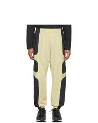 Pantalon de jogging jaune Nike