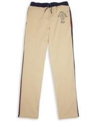 Pantalon de jogging marron clair