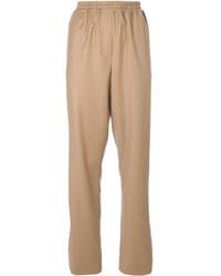 Pantalon de jogging marron clair Givenchy